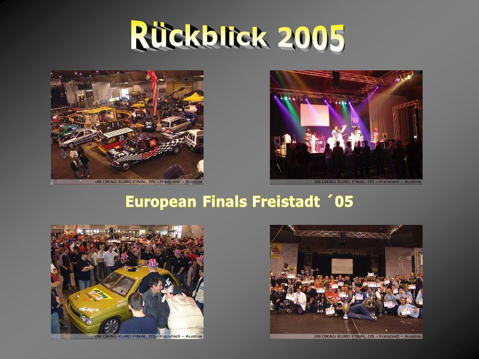 European Finals Freistadt ´05