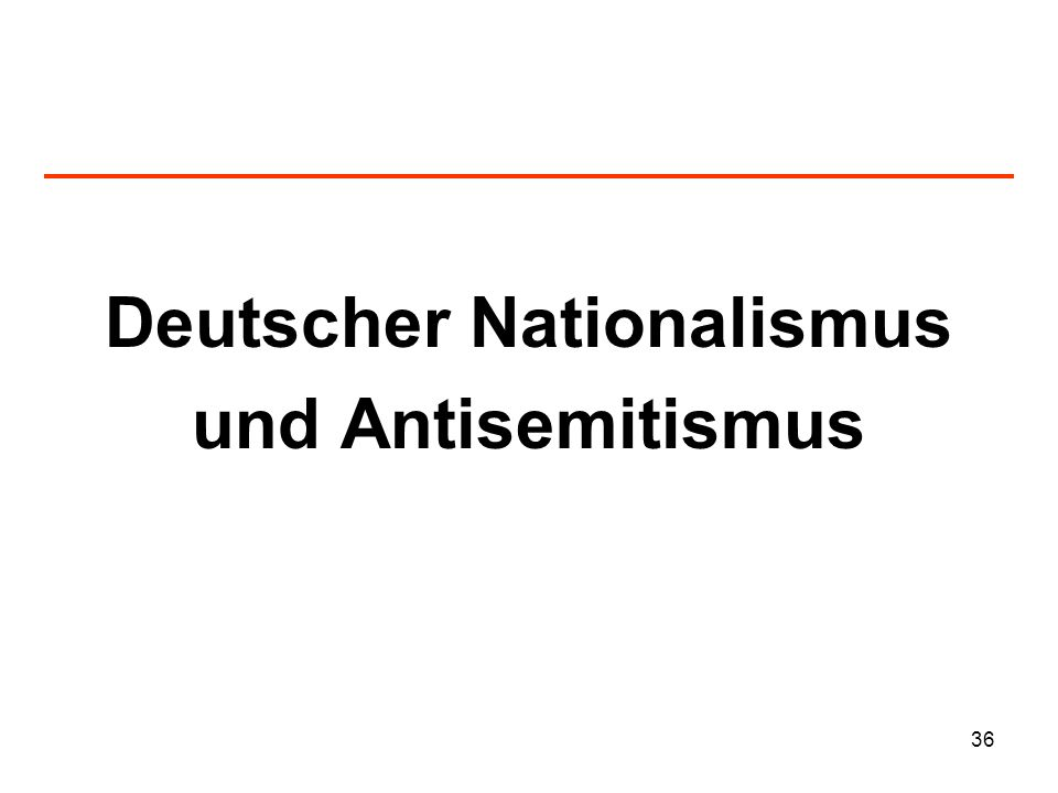 Deutscher Nationalismus
