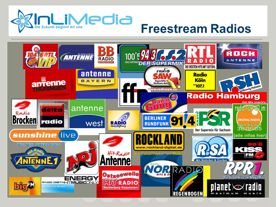 Freestream Radios Freestream