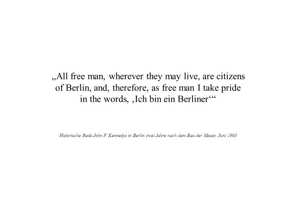 """All free man, wherever they may live, are citizens"