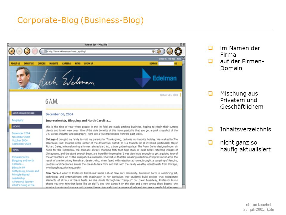 Corporate-Blog (Business-Blog)