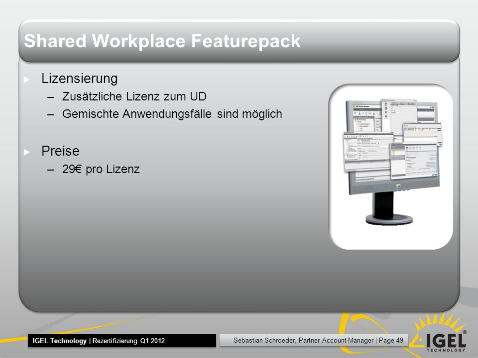 Shared Workplace Featurepack