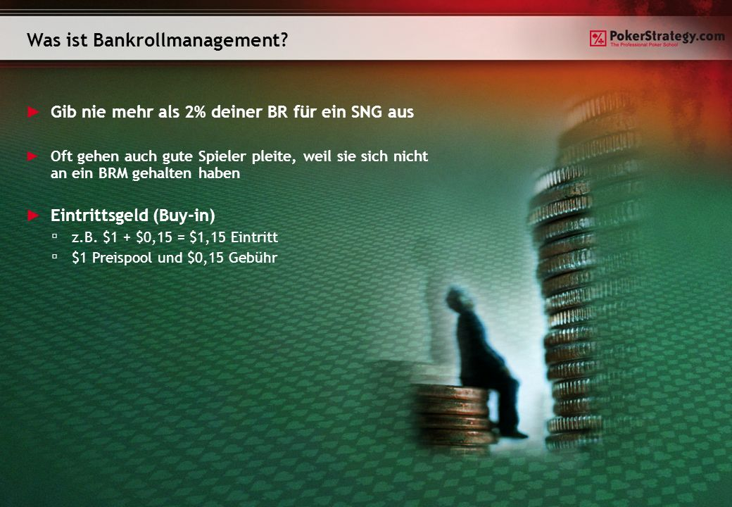 Was ist Bankrollmanagement
