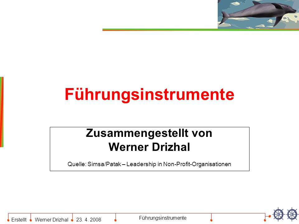 Quelle: Simsa/Patak – Leadership in Non-Profit-Organisationen