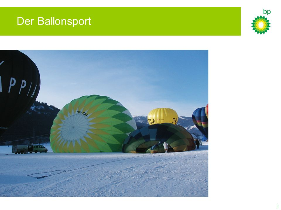 Der Ballonsport