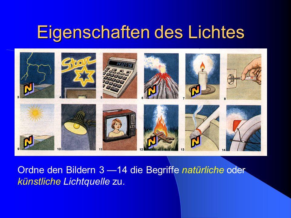 Natürliche Lichtquellen eigenschaften des lichtes - ppt herunterladen