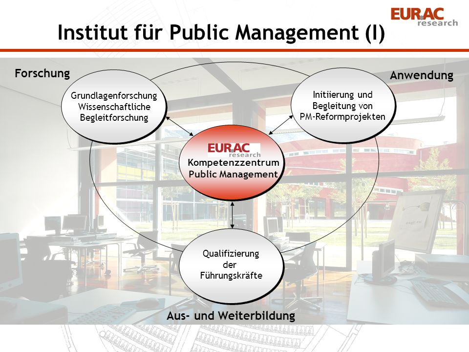 Institut für Public Management (I)