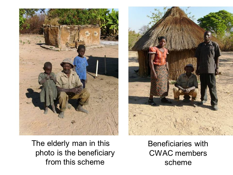 Beneficiaries with CWAC members scheme
