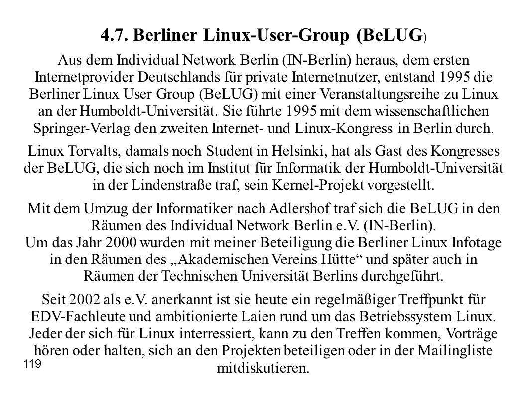 4.7. Berliner Linux-User-Group (BeLUG)