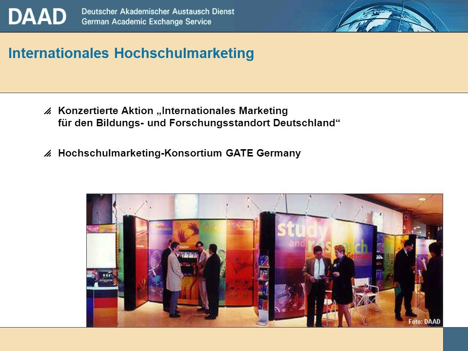 Internationales Hochschulmarketing