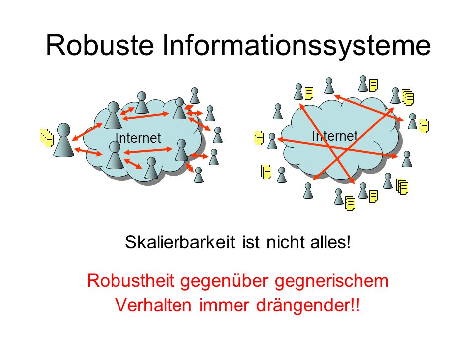 Robuste Informationssysteme