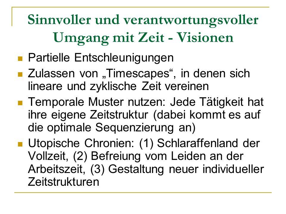 Zeitempfinden im Alltag und Lebenslauf - ppt video online herunterladen