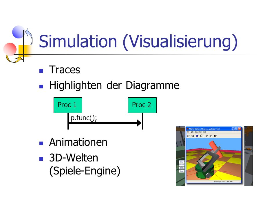 Simulation (Visualisierung)