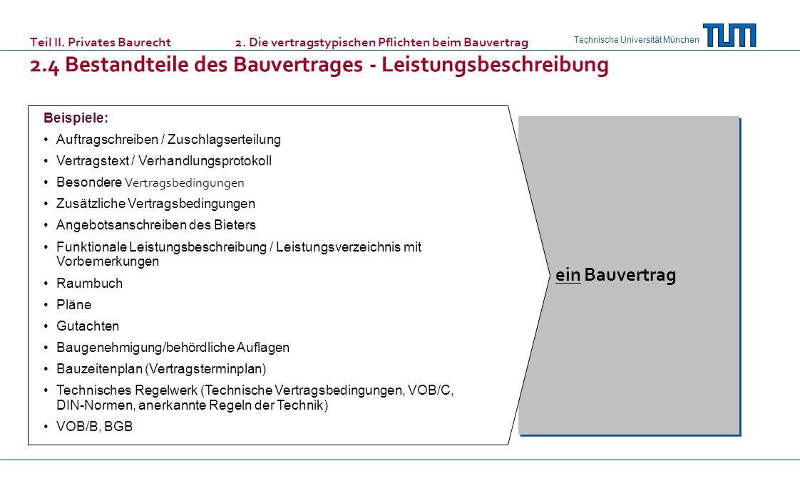 Einführung In Das Private Baurecht Und Architektenrecht Ppt