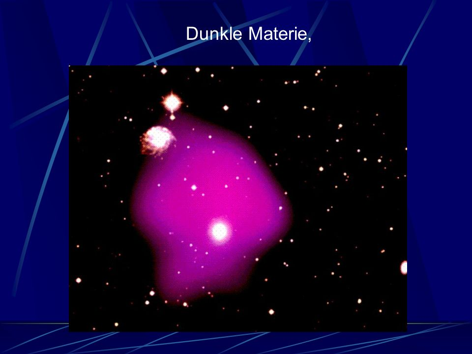 Dunkle Materie,
