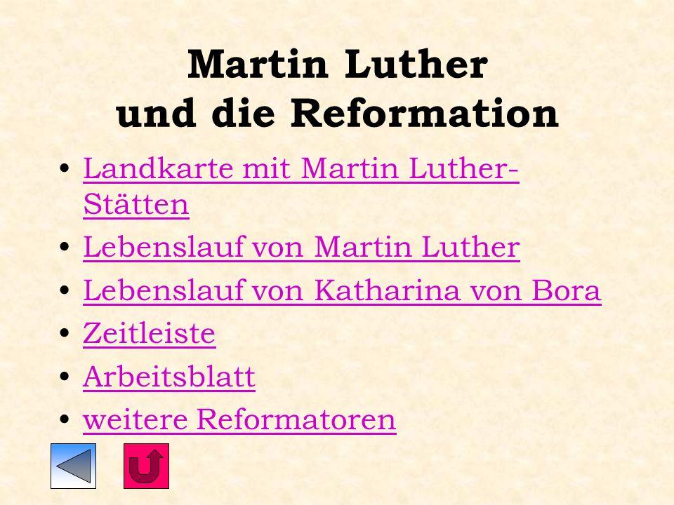 Martin Luther und die Reformation - ppt video online herunterladen