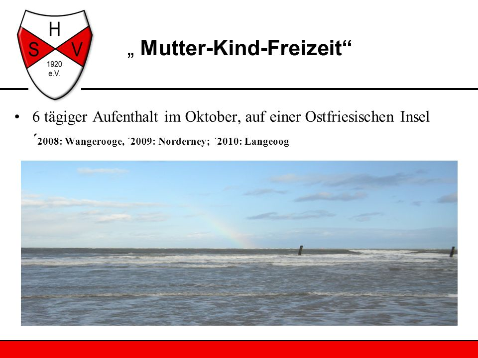 """ Mutter-Kind-Freizeit"