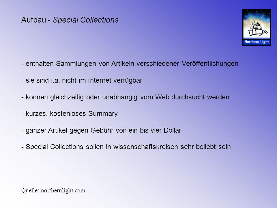 Aufbau - Special Collections