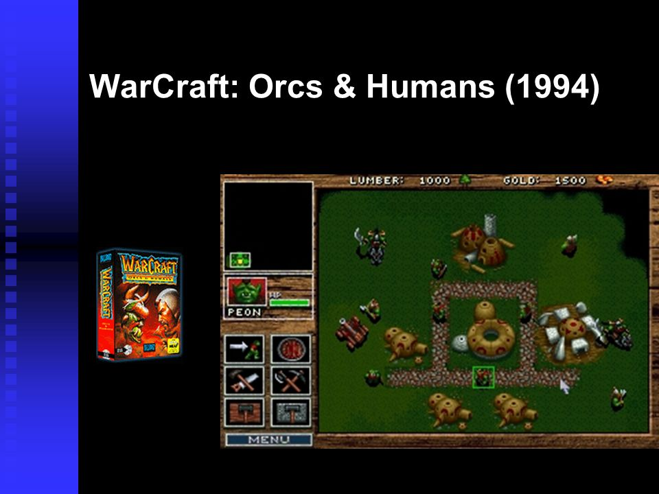 WarCraft: Orcs & Humans (1994)