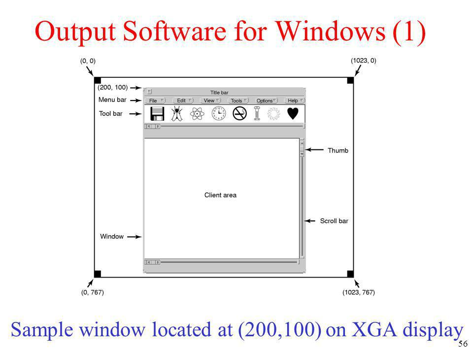 Output Software for Windows (1)