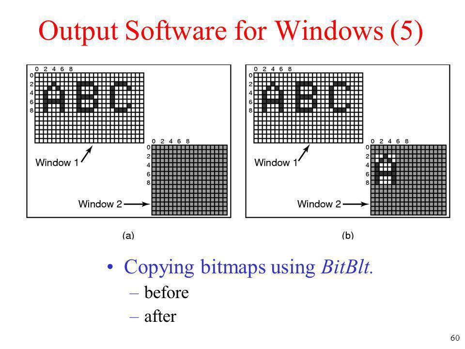 Output Software for Windows (5)