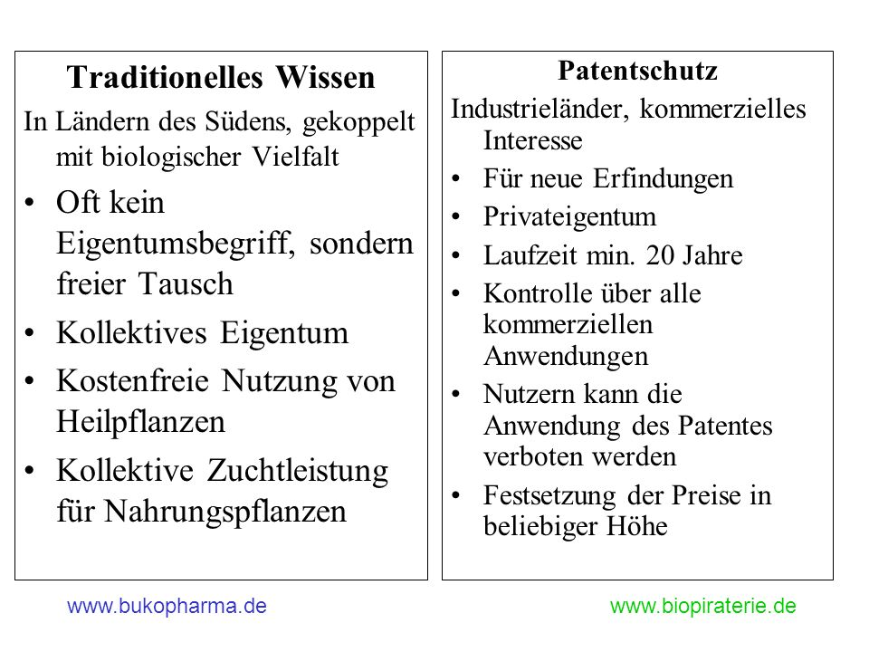 Traditionelles Wissen
