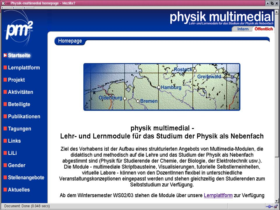 physik multimedial Plattform gh
