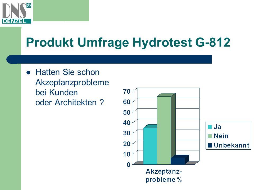 Produkt Umfrage DNS Feuchtemessgerät Hydrotest G ppt video online ...