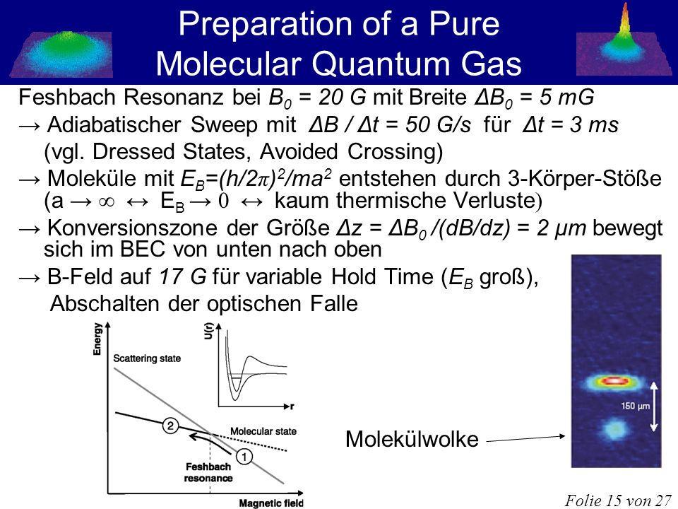 Preparation of a Pure Molecular Quantum Gas
