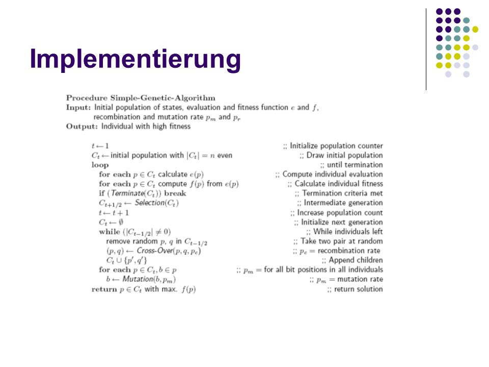 Implementierung