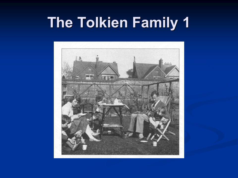 The Tolkien Family 1
