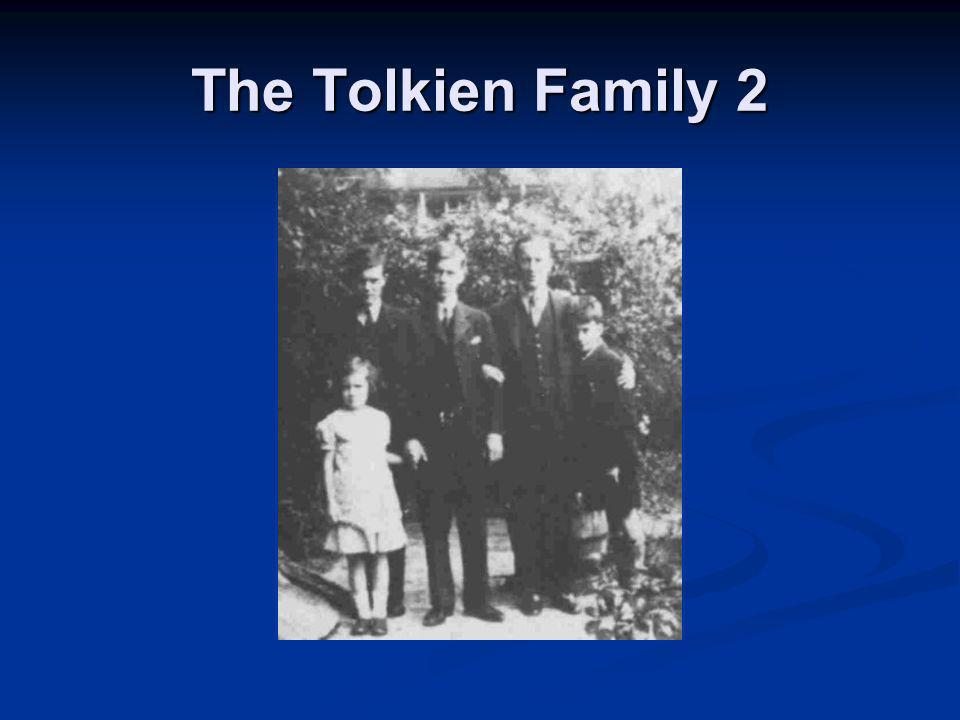 The Tolkien Family 2