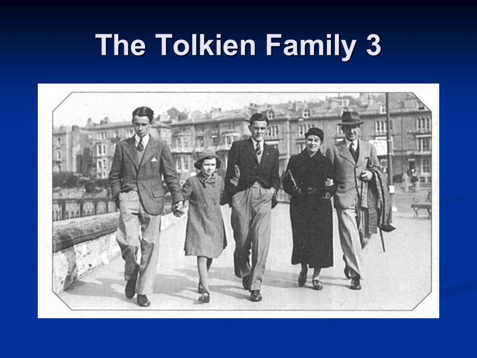 The Tolkien Family 3