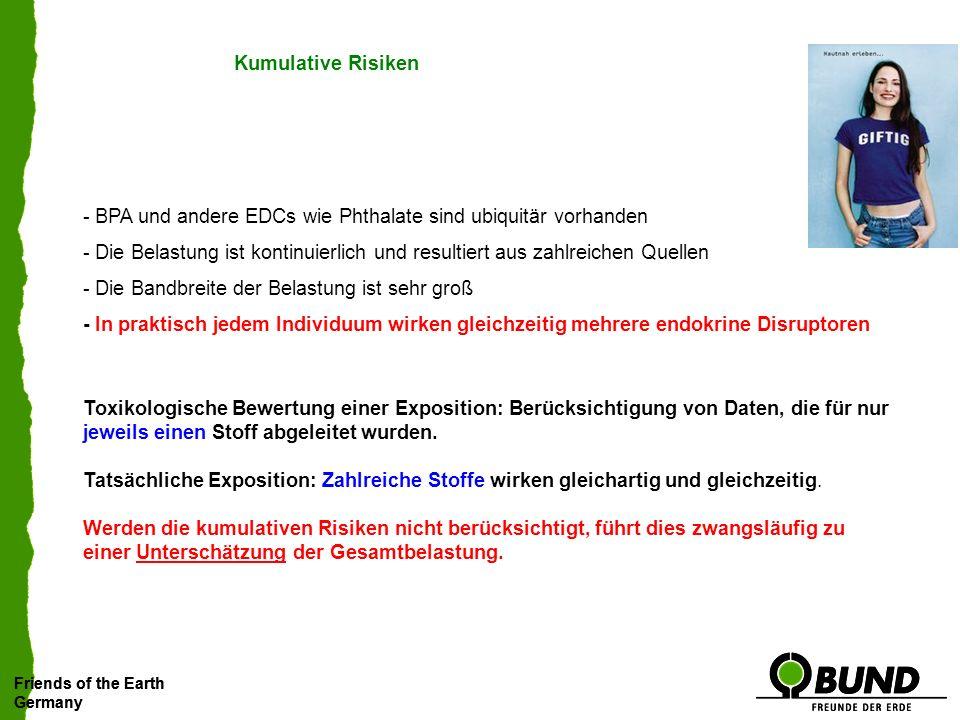 Bisphenol A: Beurteilung der Risiken für Mensch und Umwelt - ppt ...