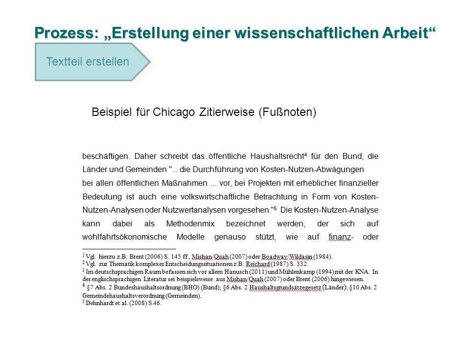 Agenda Prozess Und Elemente Wissenschaftlicher Textarbeit Ppt