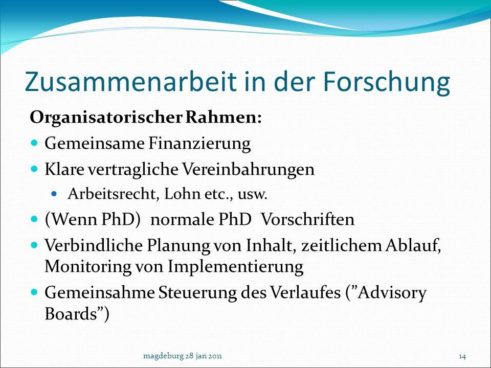 Konferenz 28. Jan Hochschule Magdeburg- Stendal - ppt herunterladen