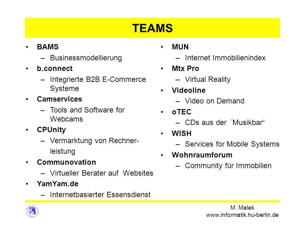 TEAMS BAMS Businessmodellierung b.connect