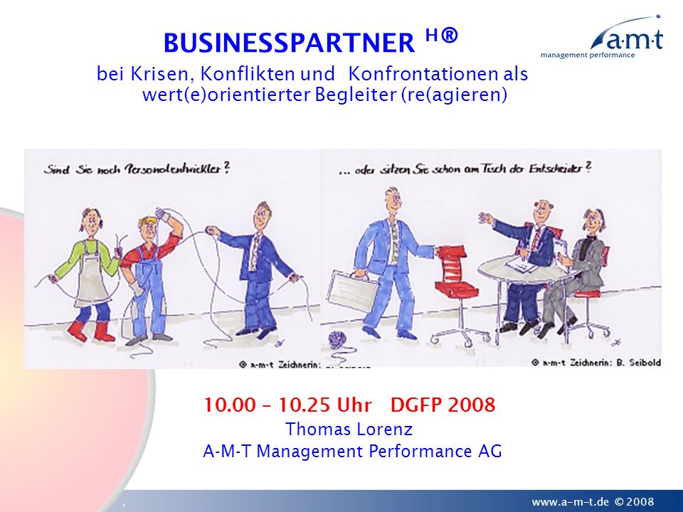 A-M-T Management Performance AG