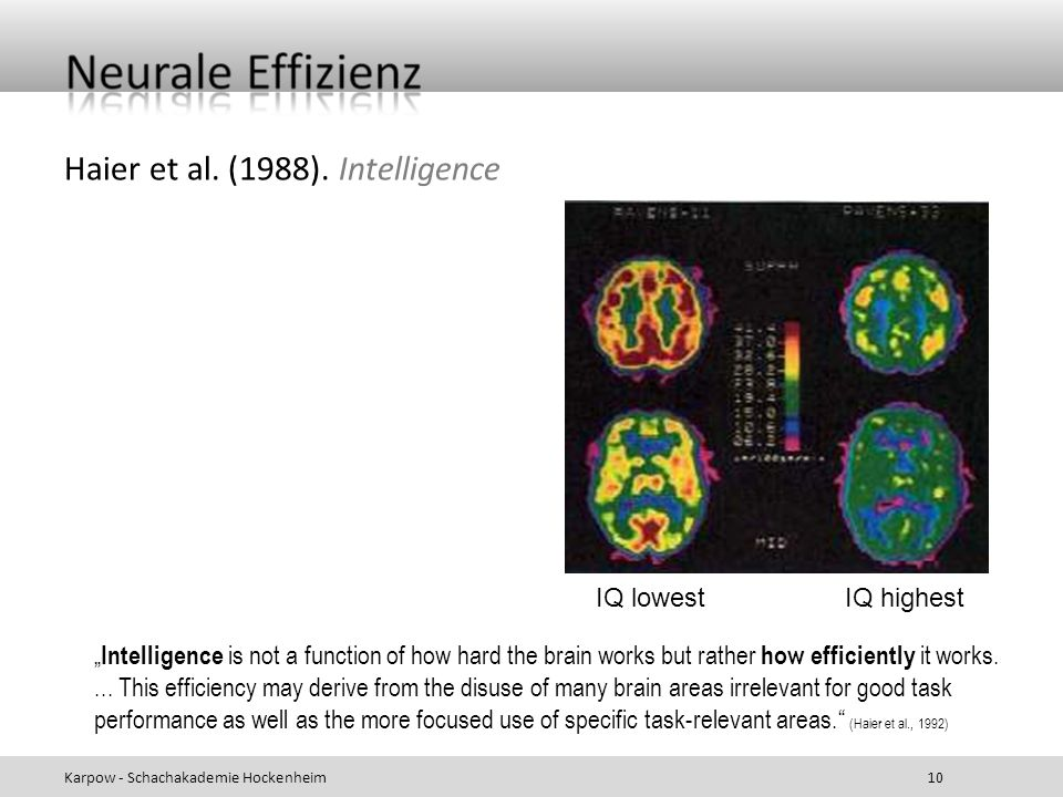 Haier et al. (1988). Intelligence