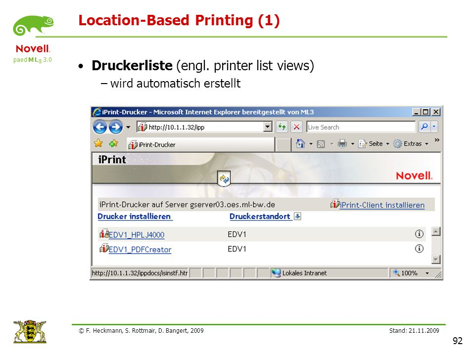 Location-Based Printing (1)