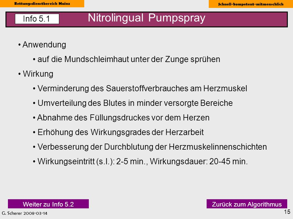 Nitrolingual Pumpspray
