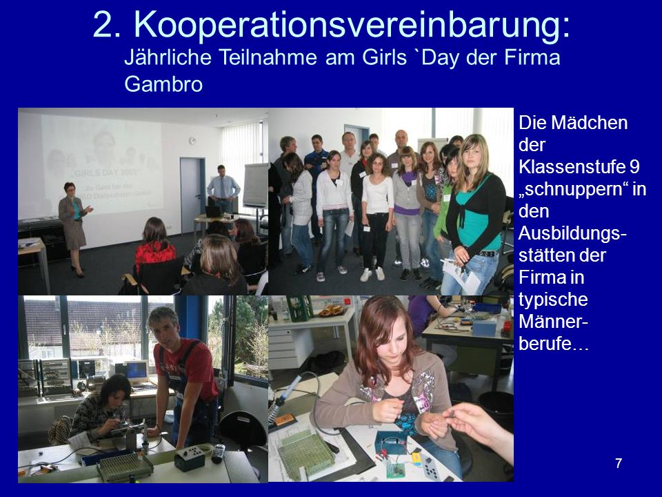 2. Kooperationsvereinbarung: