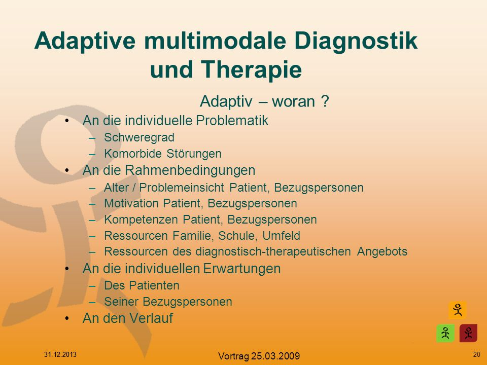 Adaptive multimodale Diagnostik und Therapie