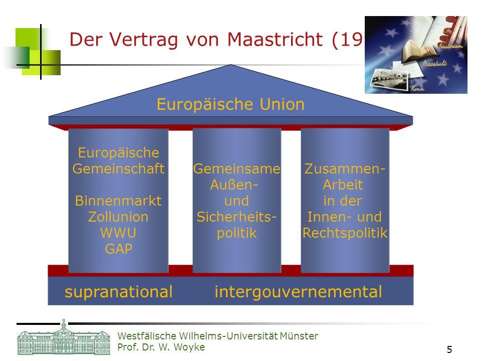 Standardkurs Der Europäische Integrationsprozess Ppt Video Online
