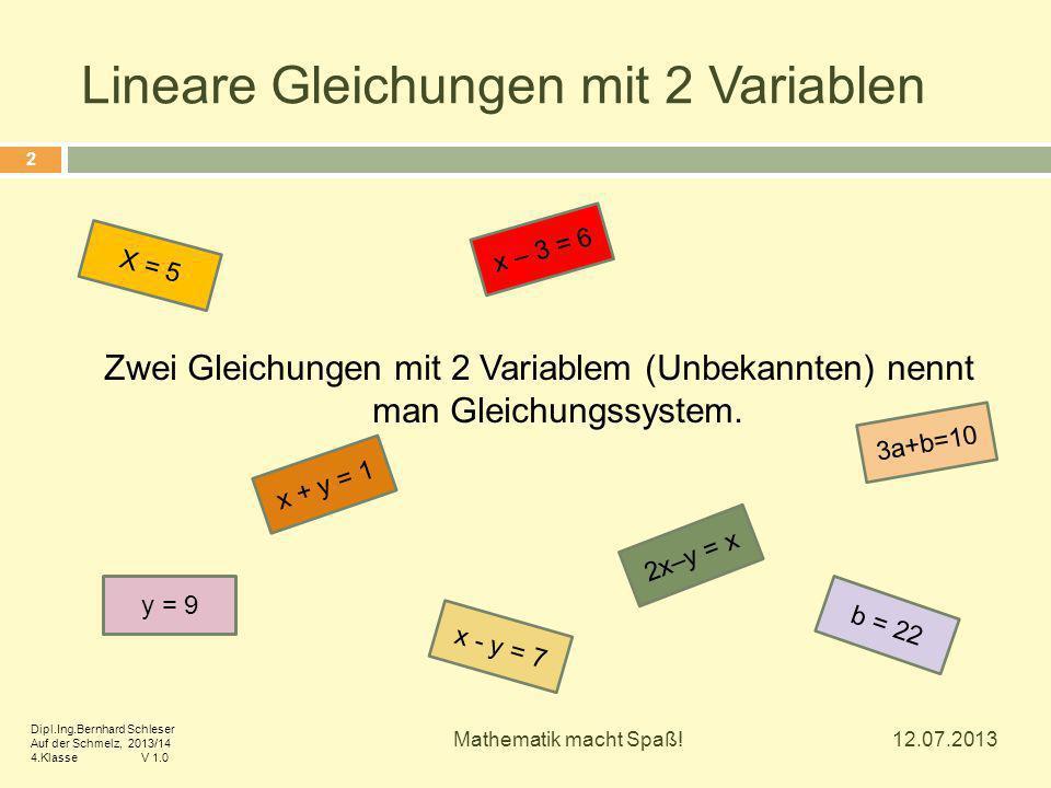 Wunderbar Lineare Gleichungen Arbeitsblatt Klasse 10 Ideen ...