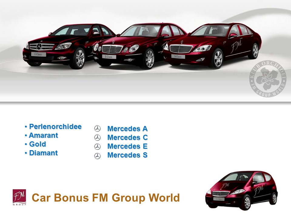 Car Bonus FM Group World