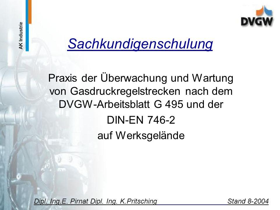 Dipl.-Ing.(FH) Jörn-Helge Möller, DVGW-Landesgruppe Bayern, München ...