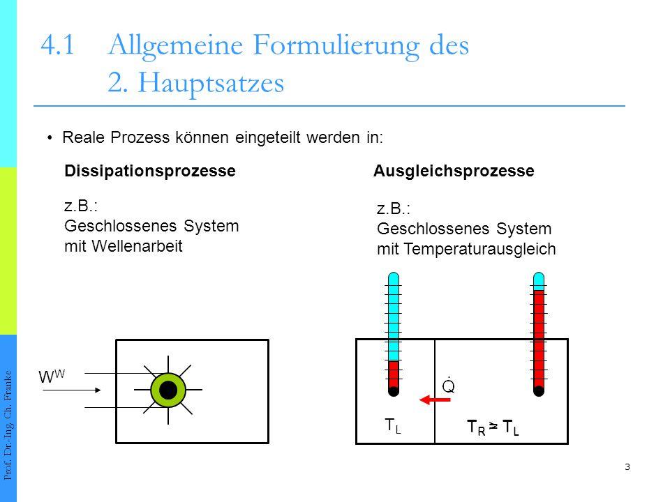 41 Allgemeine Formulierung Des 2 Hauptsatzes