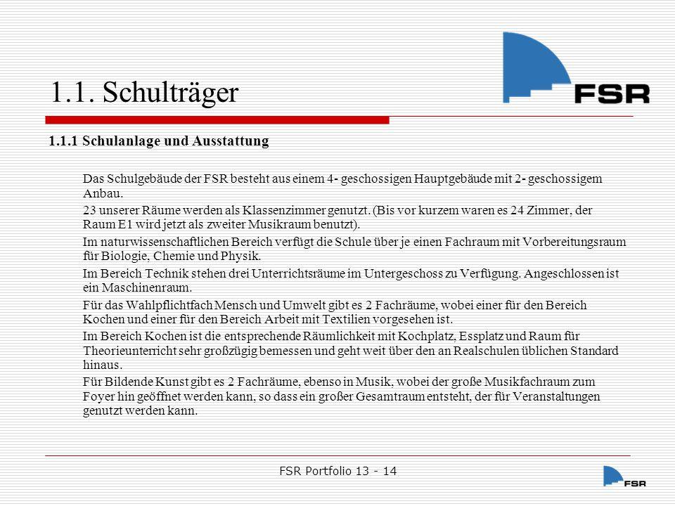 Ferdinand-Steinbeis-Realschule - ppt herunterladen
