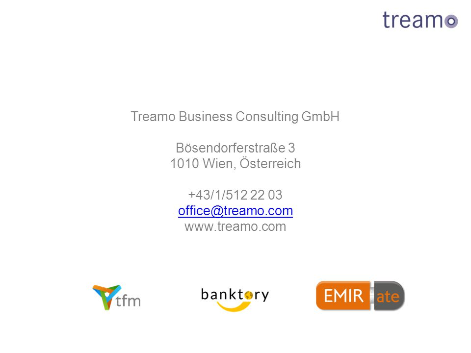Treamo Business Consulting GmbH